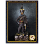 Scale 75: The Napoleonic Wars - Hussar Officer, Brunswick, 1815