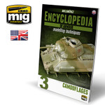 Ammo of MIG Encyclopedia of Armour Modelling Techniques Vol. 3 - Camoflauges