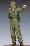 Alpine Miniatures - Waffen SS Panzer Officer, Kursk #2