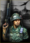 Young Miniatures - U.S. 1st Cavalry Div., Vietnam