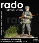 "Rado Miniatures - 12th SS Panzer Division, ""HJ"", Summer 1944 - #2"