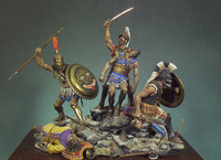Andrea Miniatures: Series General - Sparten's Last Stand, 480 BC