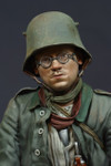Jon Smith Modellbau - German Prisoner, Inf. Regt. Nr. 60, Vampire Farm, Passchendaele 1917