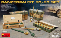 Miniart Models - WWII Panzerfaust 30/60 Infantry Weapons Set (New Tool)