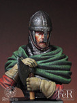 FeR Miniatures: Portraits From the Middle Ages - Saxon Huscarl, Hastings, 1066