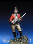 FER Miniatures - 17th British Light Dragoon Trooper, Long Island, 1775