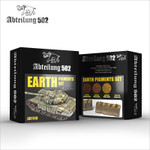 Abteilung 502 - Earth Pigment Set