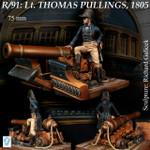 Alexandros Models - Lieutenant Thomas Pullings, 1805