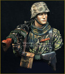 Young Miniatures - Waffen SS Young Machine Gunner