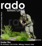 Rado Miniatures - Under fire, 5.SS-Pz.Div. Wiking, Poland 1944 #1