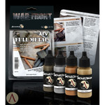 Scale 75: War Front - AFV Full Metal Paint Set
