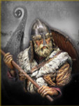Young Miniatures - Viking Warrior
