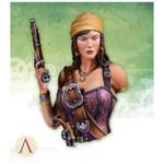 Scale 75 - Mary Read Bust