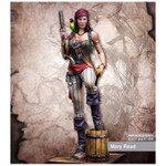 Scale 75 - Mary Read Figure