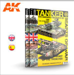 AK Interactive: Tanker Magazine #08 - Beasts of War - SALE