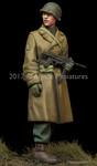 Alpine Miniatures - WW2 US Infantry NCO Winter