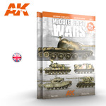 AK Interactive - Middle East Wars 1948-73 Profile Guide Vol. 1