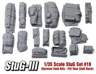 Value Gear Details Stug Stowage Set #10