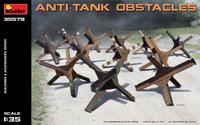 Miniart - Anti-Tank Obstacles
