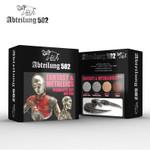 Abteilung 502 - Fantasy and Metallics Pigment Set