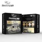 Abteilung 502 - Desert and Sand Pigment Set