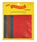 Flex-I-File - Abrasive Sheets Set