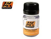 AK Interactive - Odorless Turpentine - 35 ml bottle