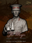 "Dolman Miniatures - ""The Major"", Royal Tank Corps"