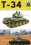 Casemate Publishing: Tank Craft - #5 T34 Russian's Armoured Spearhead