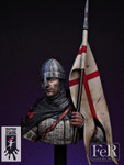 FeR Miniatures - Knight Templar, Holy Land, 1120
