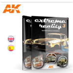 AK Interactive - Extreme Reality 3: Weathered Vehicles & Environments Book