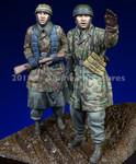 Alpine Miniatures - Fallschirmjaeger, Ardennes Set