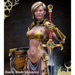 Scale 75 - Keera, Blade of Justice