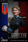DG Artwork: World Military Academy Series - #4 St. Cyr - French Military Academy