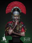 FeR Miniatures - Centurion, Legio XX Valeria Victrix, Britannia, AD 61