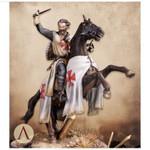 Scale 75 - Knight Templar, 13th Century