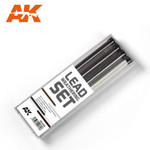 AK Interactive - Lead Pencil Weathering Set