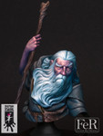 FeR Miniatures - The Arcane Traveller