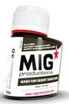 MiG Productions - Enamel Wash for Desert Sand Base