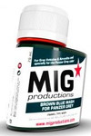 MiG Productions - Enamel Brown Blue Wash for Panzer Grey