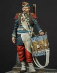 Model Cellar - French Voltiguer Drummer, Franco-Prussian War