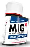 MIG Productions - Enamel Dark Grey Wash