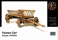 Masterbox Models - WWII Era Europe Farmer's Cart