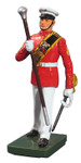 Wm. Britain - United States Marine Corps Drum Major, Commandant's Own, Red Tunic