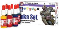 Andrea Miniatures - Inks Set