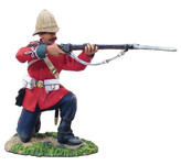 Wm. Britain - British 24th Foot Kneeling Firing No. 1