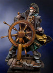 Andrea Miniatures Pirates of the Caribbean: Riding the Storm