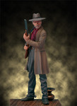 Andrea Miniatures: The Golden West - No Mercy
