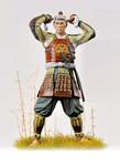 Andrea Miniatures Samurai: Ashigaru, c.1600