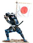 Andrea Miniatures Samurai: Date Masamune, 1615